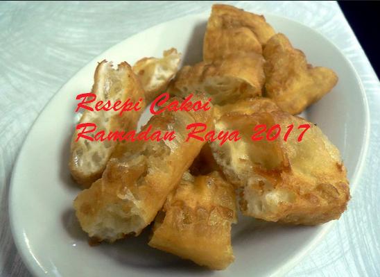 Resepi Ramadan raya 2017