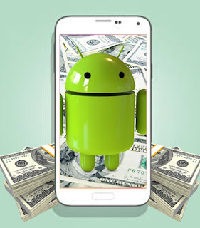 Cara Menghasilkan Uang Melalui Android