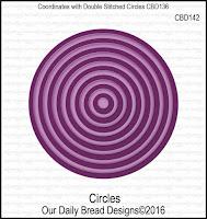ODBD Custom Circles Dies