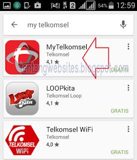 Cara mendapatkan Pulsa gratis dari telkomsel