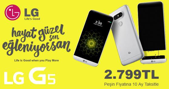 LG G5 Fiyat