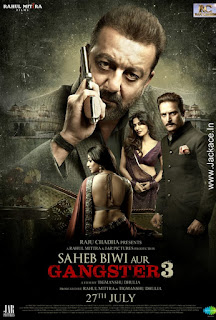 Saheb Biwi Aur Gangster 3 First Look Poster 4