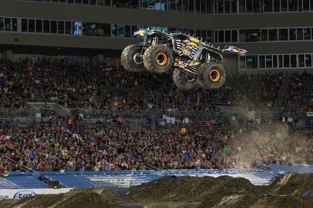 monster jam sydney pitpass gurmit - photo#19