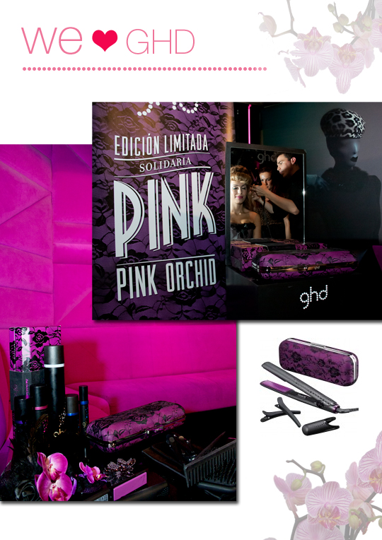 Ghd V Pink Diamond Styler