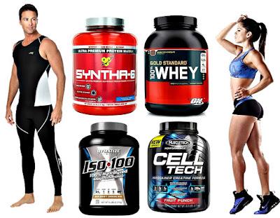 Suplemento proteínas masa muscular