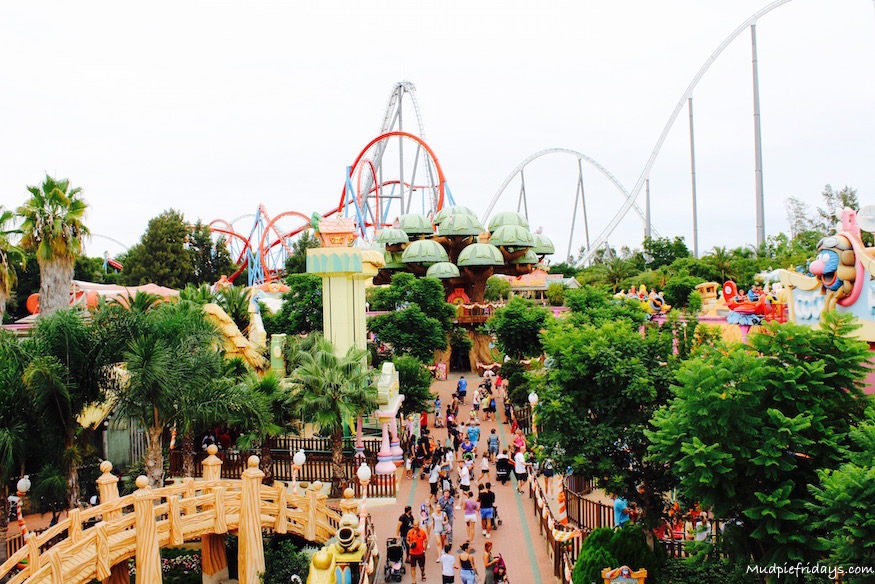 The Best Family Holidays in Spain | Reviews & Recommendations  - PortAventura World