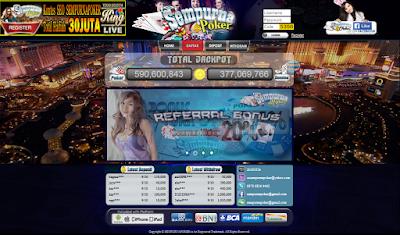 Kontes Seo Agen Poker Dan Domino Line Uang Asli Indonesia