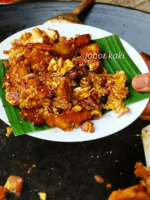 Cha Kue Abun Lontong Goreng 66. Fried Rice Cakes or Char Koay Kak in Batam