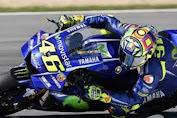 Marques Pole, Rossi Star Ke 2 Besok MotoGP Inggris 2017