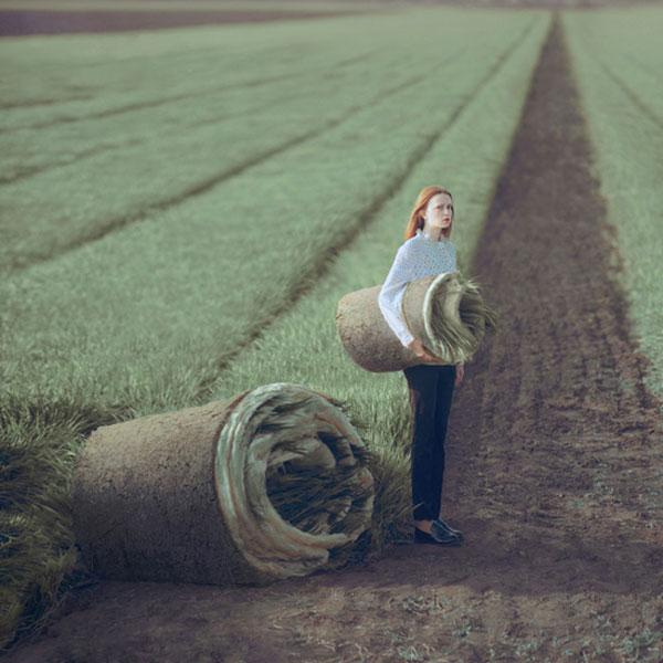 Oleg Oprisco - fotografía surealista
