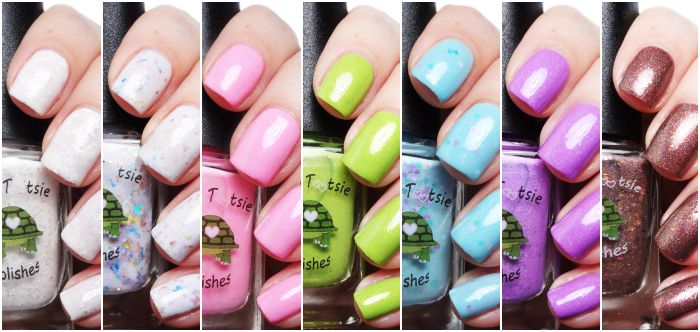 xoxoJen's swatch of Turtle Tootsie The Grinch Collection