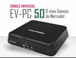 EVOLUTIONBOX DONGLE PC50 NOVA ATUALIZAÇÃO MODIFICADA - 01/06/2017