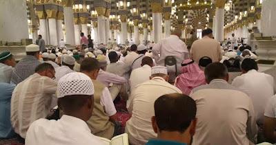 Menyampaikan Sunnah Nabi lebih Afdhol