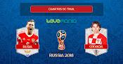 Rusia es eliminada del mundial por Croacia en tanda de penales