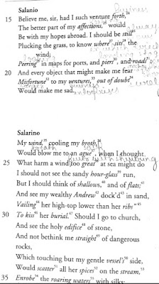 Paraphrase of The Merchant Of Venice ACT 1 SCENE 1 Class 9,10 image 2