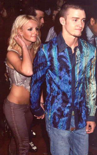 justin timberlake and britney spears dating history