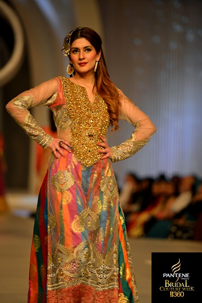 Saim Ali Collection at Pantene Bridal Couture Week Day 1