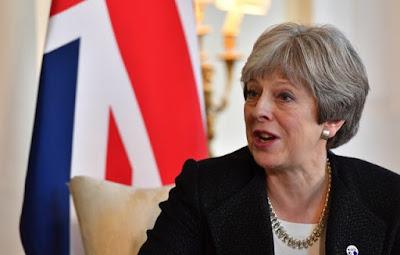 Nama Perdana Menteri Inggris