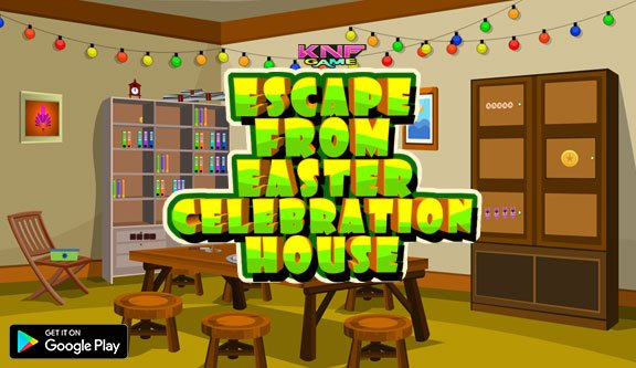 Escape From Easter Celebration House Walkthrough