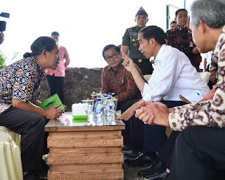 Presiden Jokowi, Meningkatkan Kesejahteraan Itu Sangat Penting