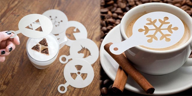 kahve süslemek
