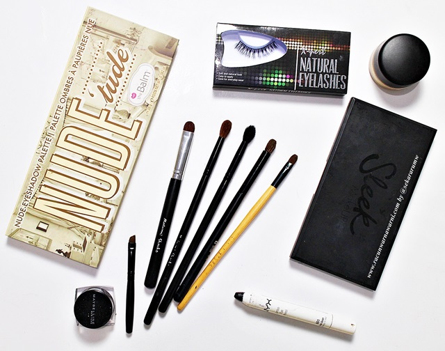 Tools dan Make Up Yang Dipakai