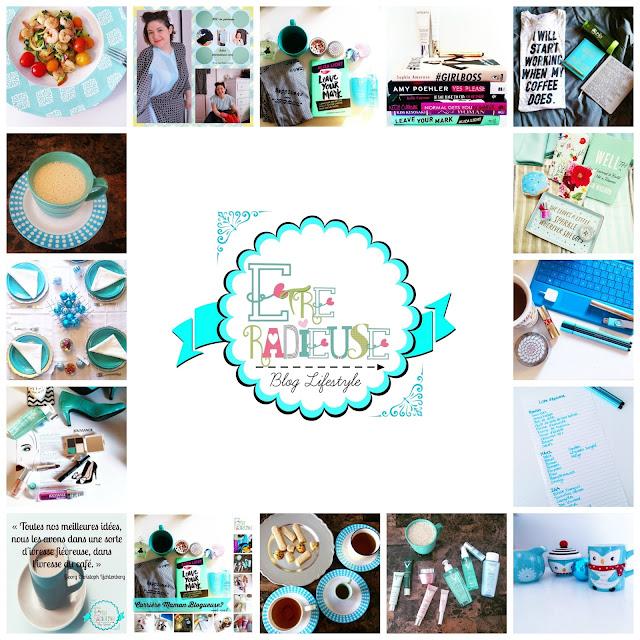 L'histoire derrière mon branding Turquoise choisi en 2015