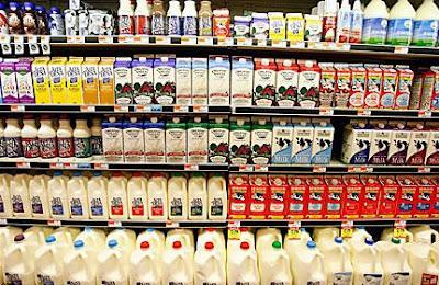 Merk Susu Peninggi Badan Terpopuler di Supermarket