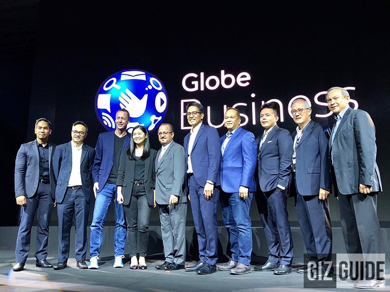 Globe's ICT innovations help their enterprise partners for digitalization