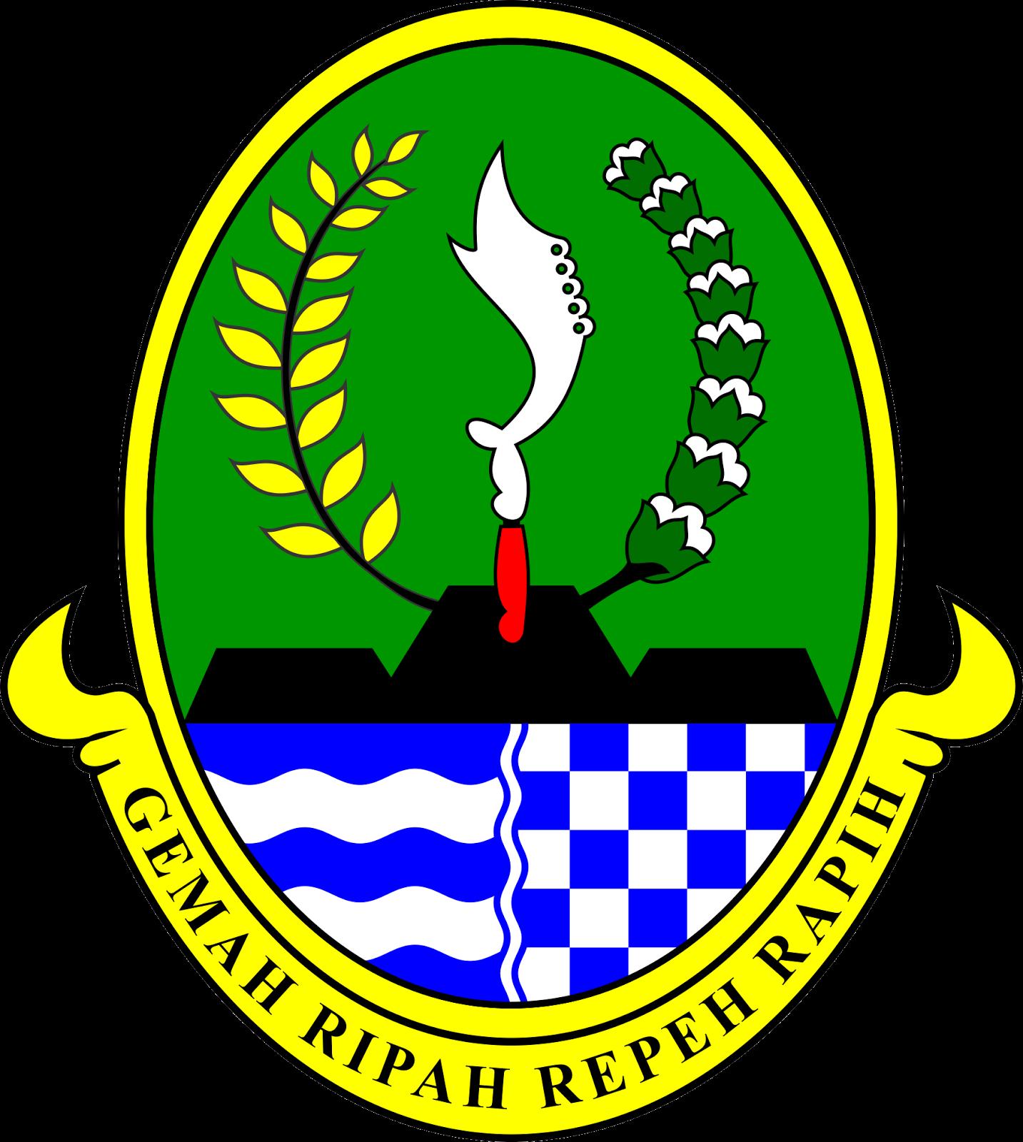 barli berbagi logo provinsi jawa barat png