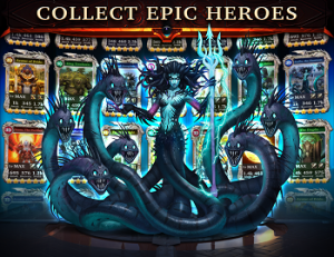 Legendary Game of Hereos MOD Apk v1.8.6 Android Full Features Free Download
