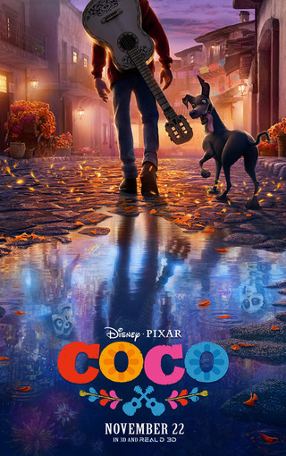 Chiil mama movie review disney pixars coco is pure animated gold also part of the team is musical consultant camilo lara of the music project mexican institute of sound as well as cultural consultants lalo alcaraz fandeluxe Gallery