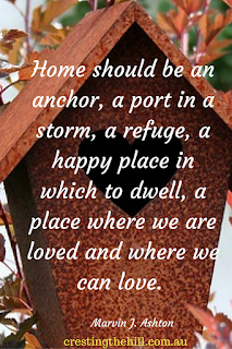 Home should be an anchor - Marvin J. Ashton