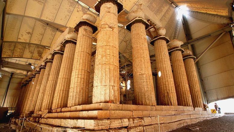 Τα 18 μνημεία πολιτιστικής κληρονομιάς στην Ελλάδα