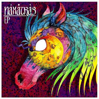Naxatras - EP_front