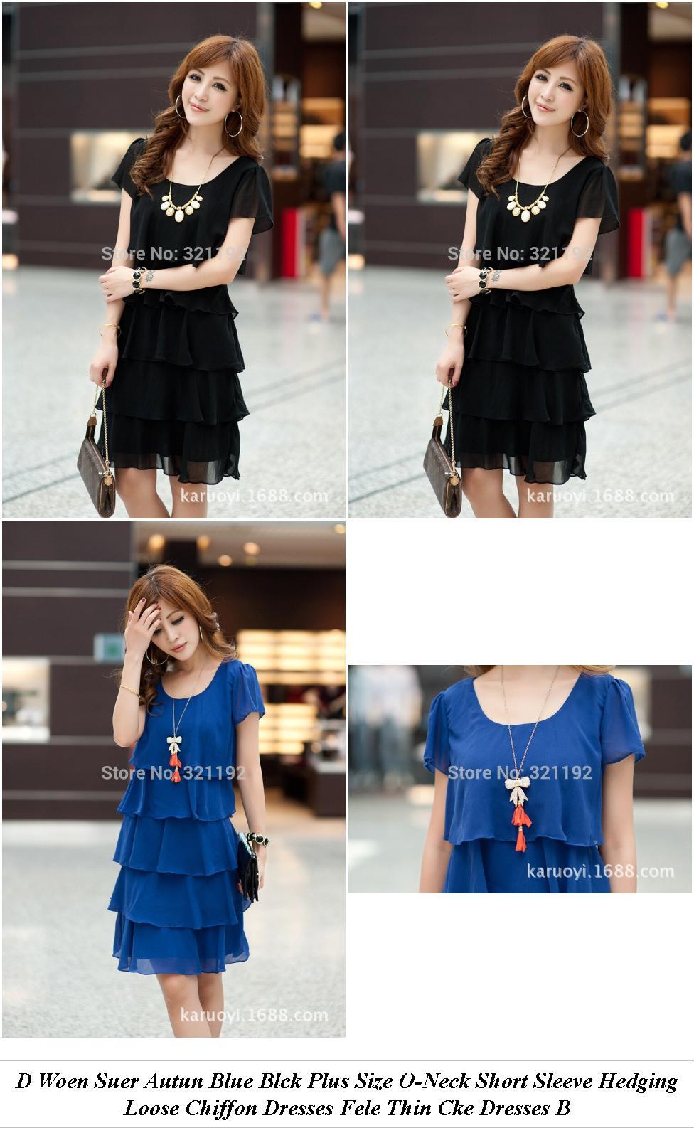 Maxi Dresses - Us Sale - Off The Shoulder Dress - Cheap Clothes Uk