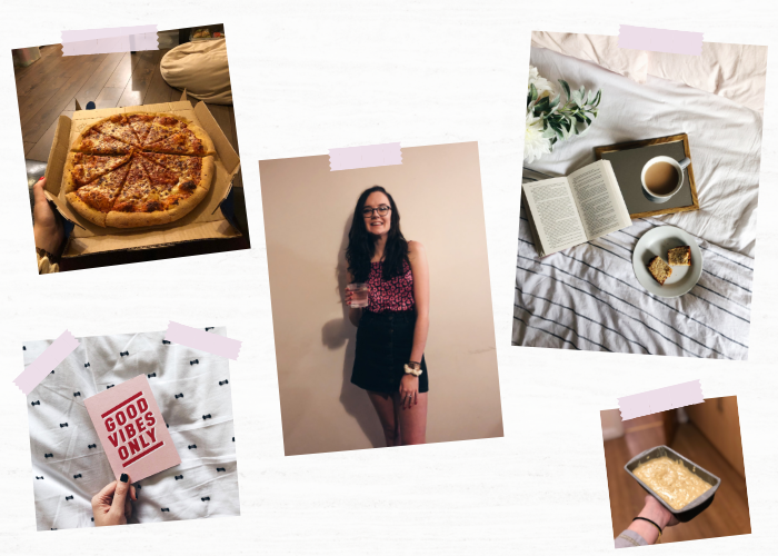 A lifestyle roundup of my week at university featuring all I've bought, watched, eaten, seen and been up to. Featuring revision, my last exam and a whole lot of celebrating