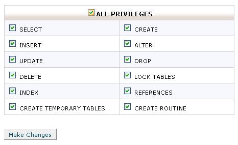 Cara Membuat Database MySQL Menggunakan Cpanel 8