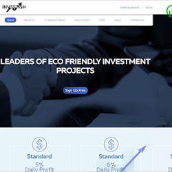 Investish: обзор и отзывы о investish.net (HYIP платит)
