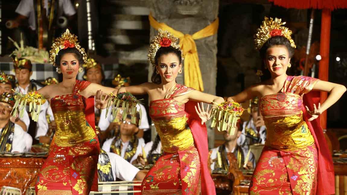 Tari Gabor, Tarian Tradisional Dari Bali