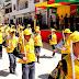 JURAMENTAN A ESCOLARES QUE CONFORMAN LA POLICÍA ESCOLAR TAYABAMBINA 2017
