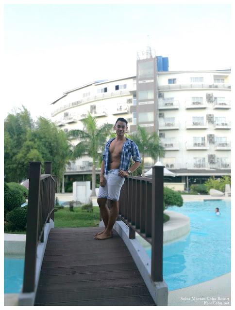 Cebu Fitness Blogger, Mark Monta at Solea Mactan Resort Cebu