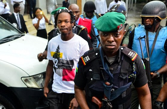 Naira Marley Pleads Not Guilty to the 11-count charges against him.