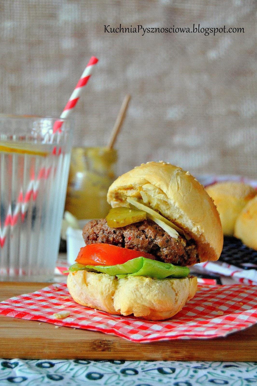 491. Domowe burgery