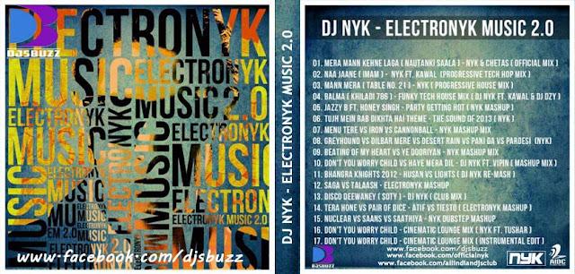 DJ NYK - ELECTRONYK MUSIC 3.0