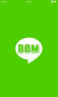 BBM Mod The Green from BBM Line V2.9.0.49