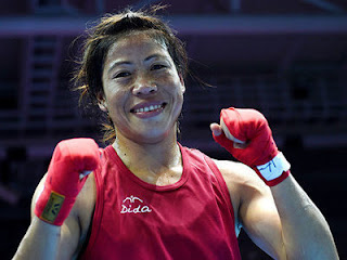 Spotlight : Mary Kom Wins Her Fifth Gold Medal In The Asian Boxing Championship