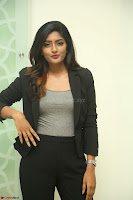 Actress Eesha Looks gorgeous in Blazer and T Shirt at Ami Tumi success meet ~  Exclusive 182.JPG