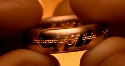 El anillo de Sauron