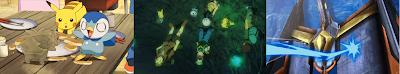 Pokémon - Temporada 11 - Película 11: Giratina Y El Guerrero Celestial